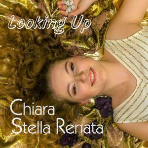 "CD Cover ""Looking Up"" Chara Stella Renata"