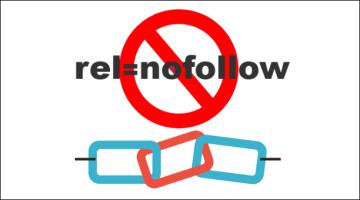 Hướng dẫn thêm thuộc tính nofollow vào các link ngoài Website