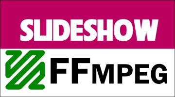 Làm Video Slideshow bằng ffmpeg kết hợp với một hoặc nhiều file nhạc