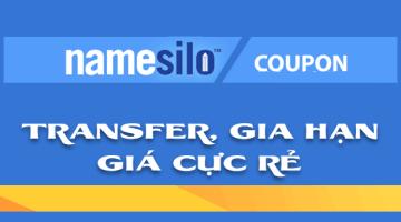 Bạn đang đau đầu với gia hạn Domain, hãy tìm đến NameSilo