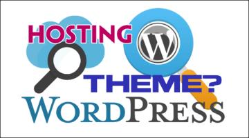 Kiểm tra Website đang thuê Hosting ở đâu, sử dụng Theme gì?