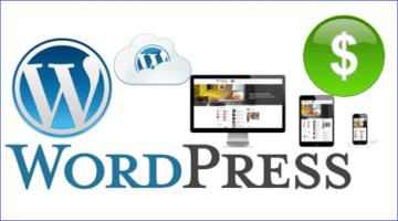 Tự làm Website bằng WordPress để kiếm tiền Online cho người mới