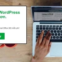 GoDaddy khuyến mại WordPress Hosting 12$/năm + Domain miễn phí