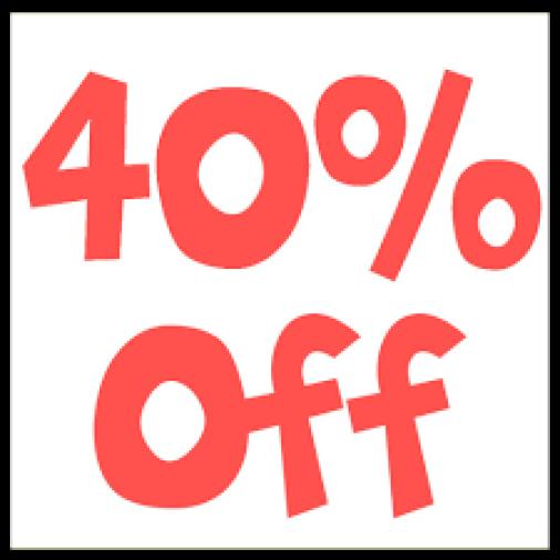 Giảm giá 40% Hosting và free tên miền