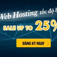Z.com giảm giá lên tới 25% dịch vụ Web Hosting, Free Website Template