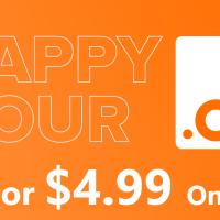 [Flash Sale] Tên miền .CO chỉ 4.99$ cuối tuần này