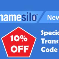 Namesilo tung ra mã giảm giá 10% Transfer cho một loạt tên miền mới