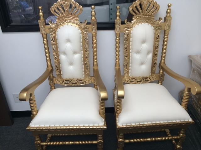 Throne Chairs  Chiavari Chair Rental In Los AngelesSan Diego