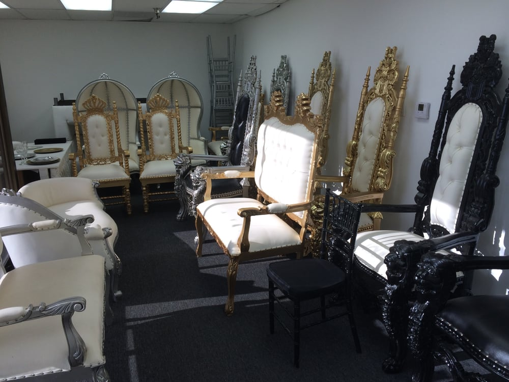 king and queen chairs for rent round card table throne – chiavari chair rental in los angeles-san diego