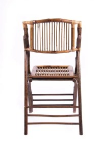 Bamboo Folding Chair - The Chiavari Chair Company