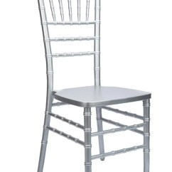 Chair Covers For Plastic Stacking Chairs Wicker Cushion Replacements Silver Wood