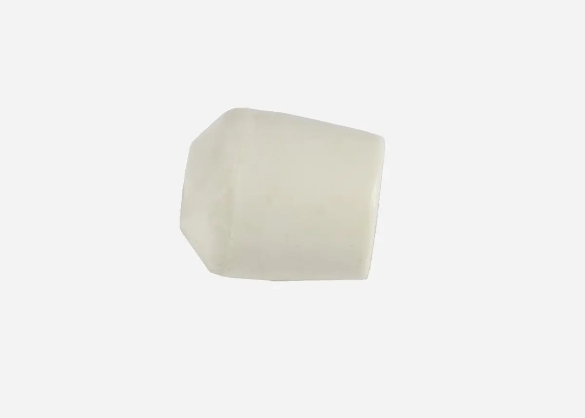 Ivory Replacement Foot Cap 100 Caps for Plastic Folding