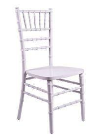 White Wood Stacking Chiavari Chair - The Chiavari Chair ...