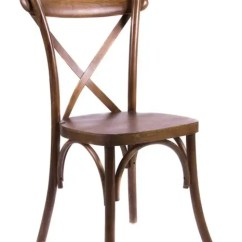 X Back Chairs Your Zone Flip Chair Multiple Colors Cross The Chiavari Company Walnut Wood