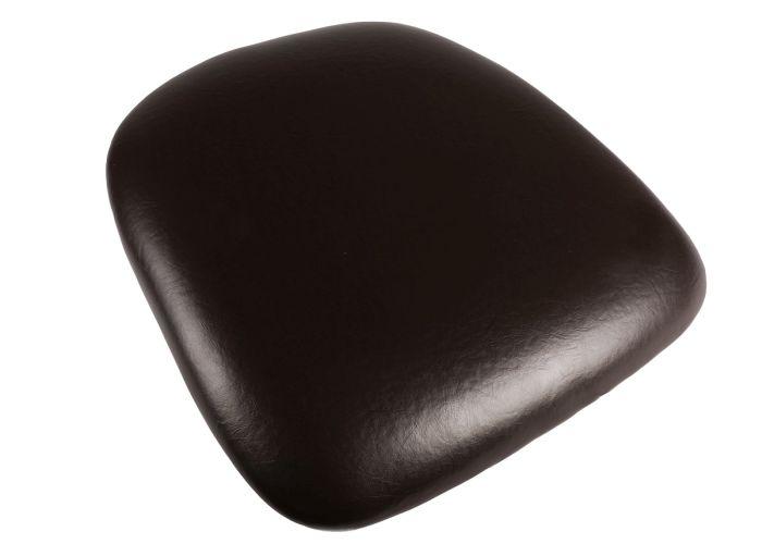 green banquet chair covers steel hd image brown vinyl wood base chiavari cushion - the company