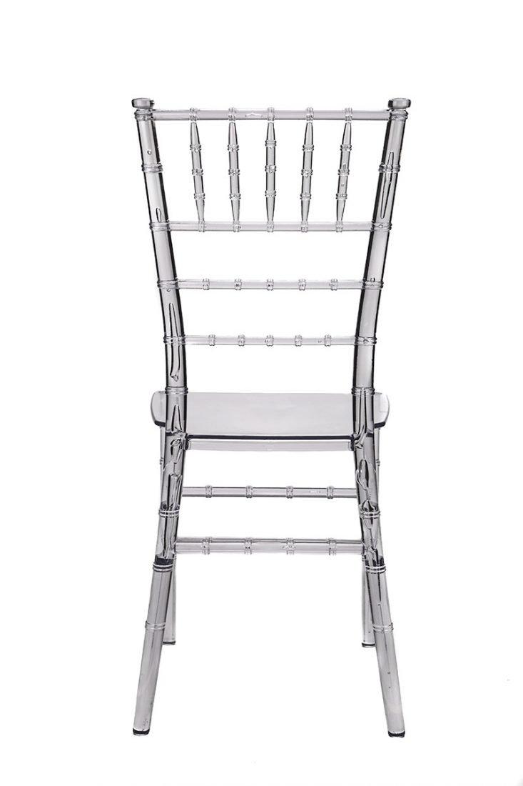 clear chiavari chairs outdoor folding nz resin mono frame chair