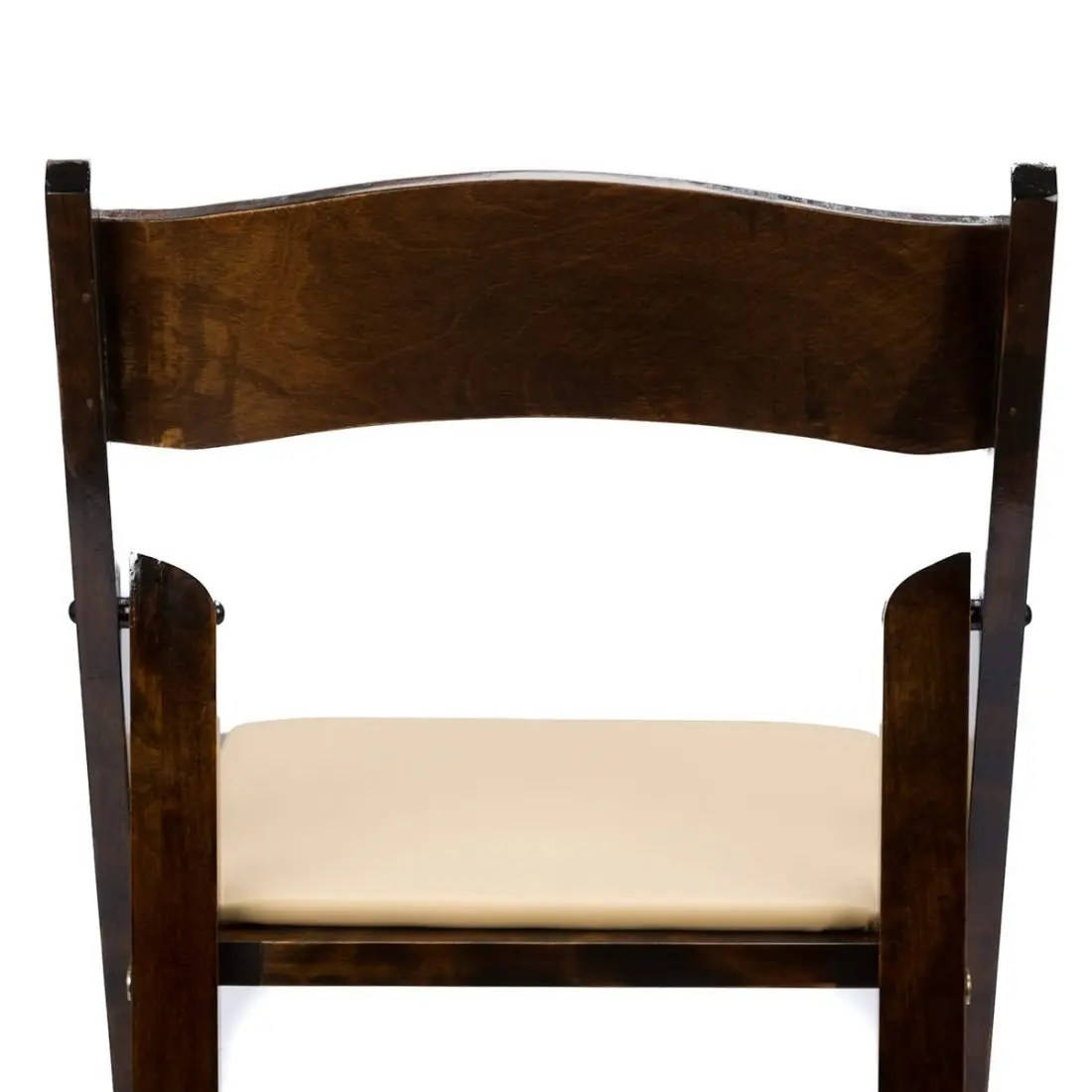 brown wooden folding chairs modern furniture designs fruitwood wood chair with tan seat