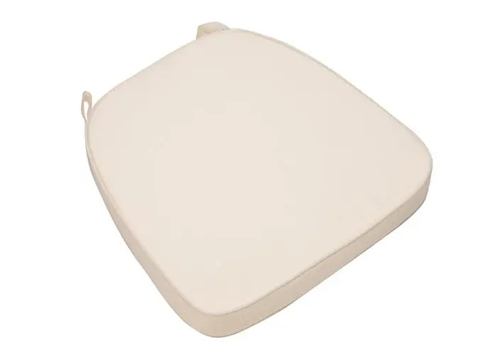 Ivory Extra Thick Chiavari Chair Cushion  Chiavari Chairs