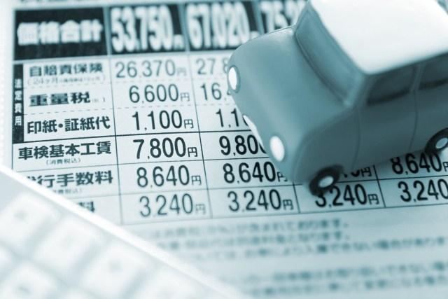 千葉車検価格