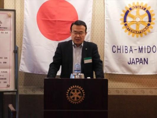 岩村会員増強退会防止委員長セミナー報告