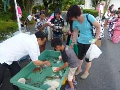 金魚すくい(1)