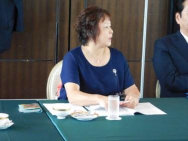 第2部 土橋直前会長によるクラブの課題と対策案
