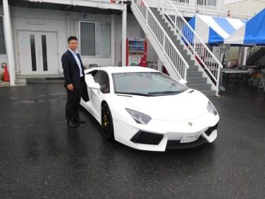 千葉北RC創立20周年記念事業「生涯ドライバーを目指して」に参加