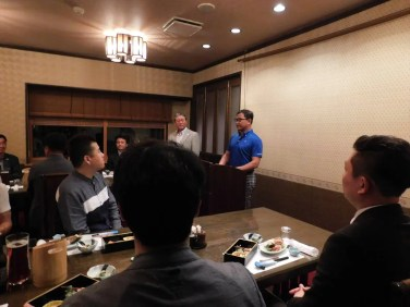 済州RC ヒョン会長のご挨拶