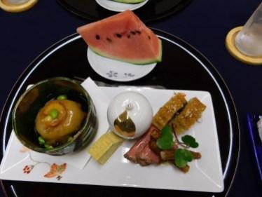 夕方例会 軽食ではなく夕食!