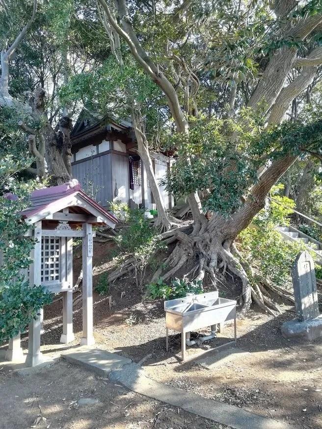 中ノ口浅間神社の写真07。