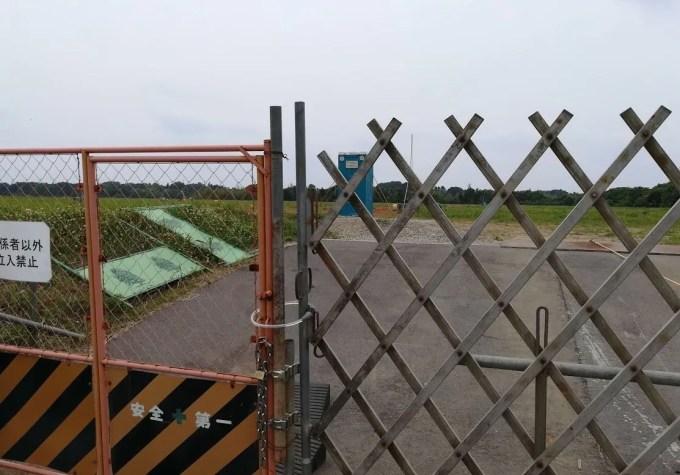 おそらくヤマタネさんの倉庫建設予定地02。