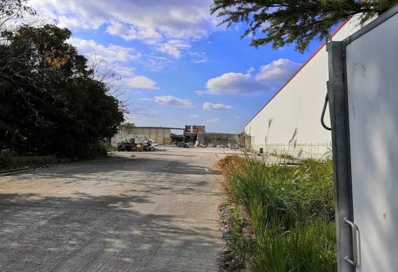 木下のデキシー工場跡地の様子、201911_04