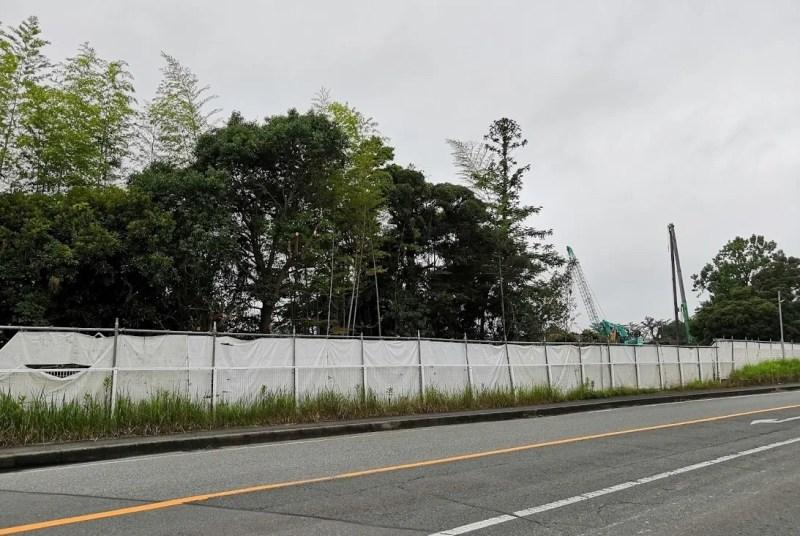 木下のデキシー工場跡地の様子、202006_04