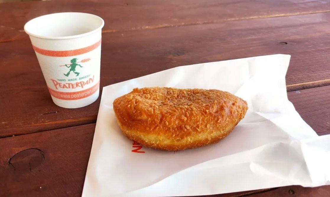 「ピーターパン小麦の根店」さんで、コクうまカレーパン食べました!06