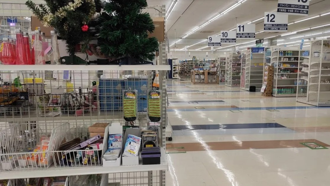「トライアル」千葉ニュータウン店、閉店だそうです。。18