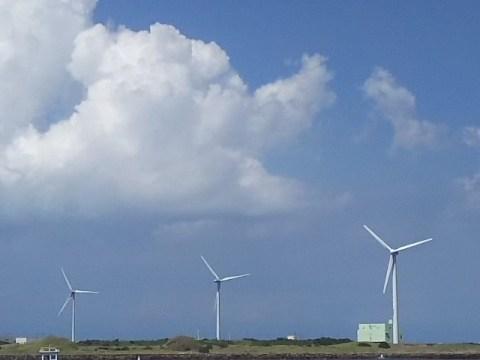 茨城県神栖市風力発電機01