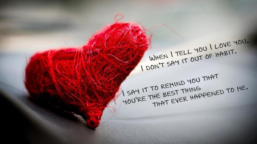 Với những câu nói tiếng anh hay về tình yêu dành cho những người đang yêu dưới đây chắc chắn sẽ làm bạn cảm thấy cuộc sống thật ý nghĩa, tình yêu mà mình có ...