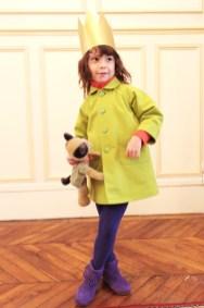 Manteau de Printemps - Pistache