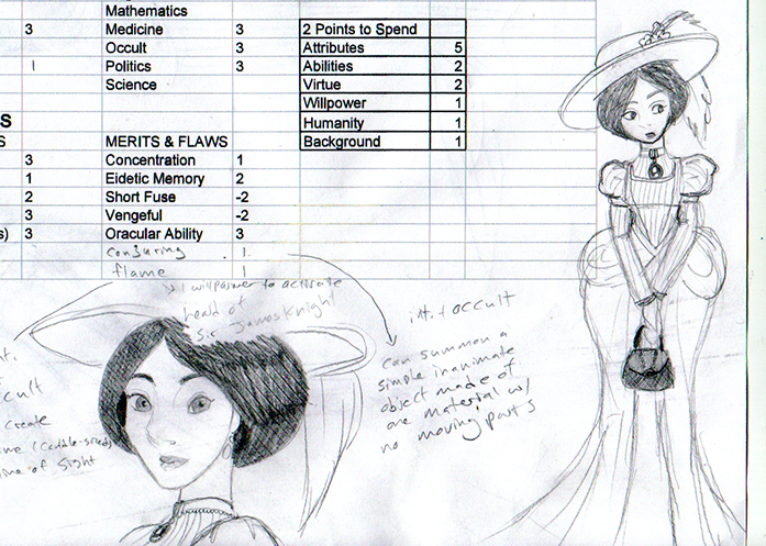 Game Sketches