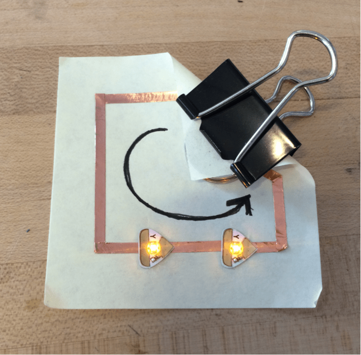 Three Leds In Parallel Circuit Enlarge