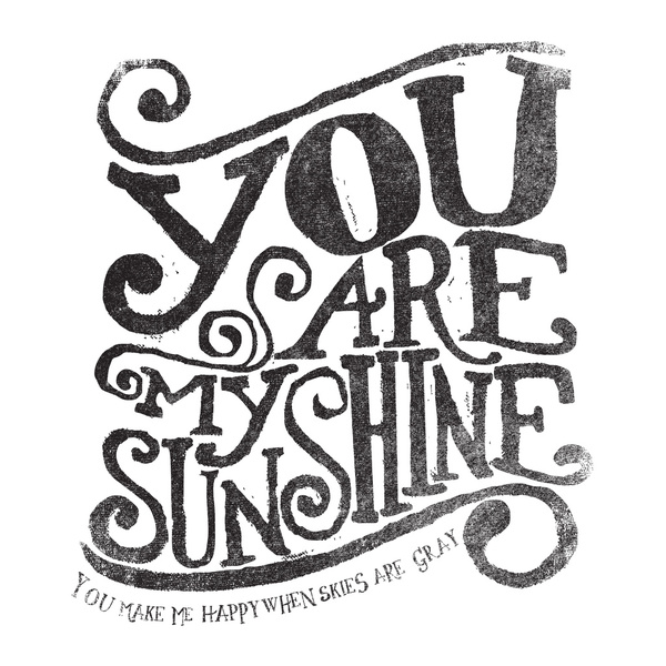 Shelter from the Storm: You Are My Sunshine: A Lullaby for