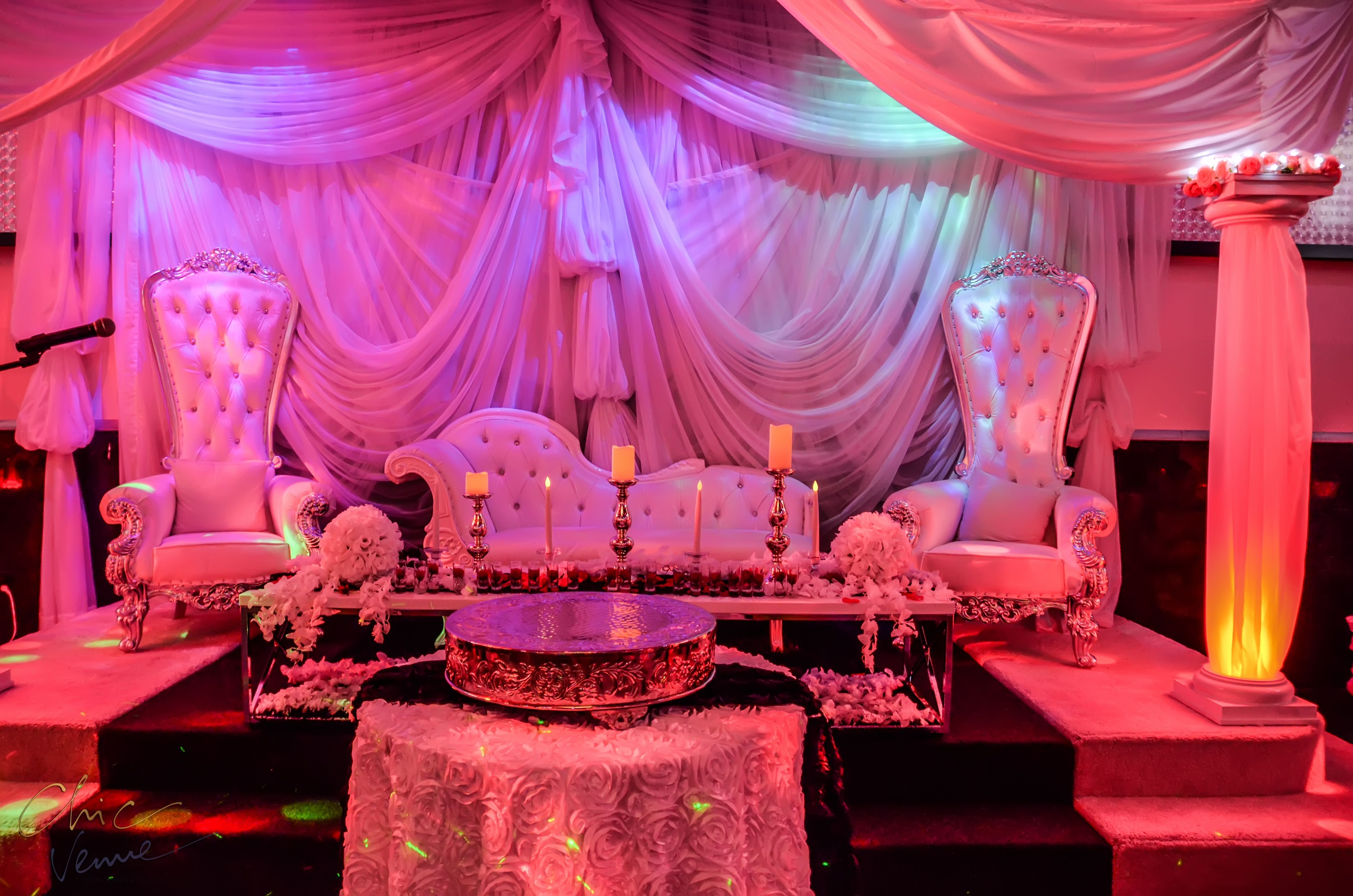 chair cover rental tampa tufted leather chairs packages and pricing chic venue wedding events