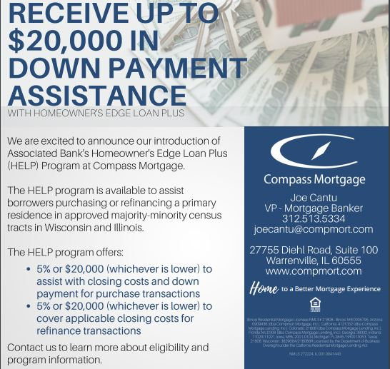 downpayment assistance