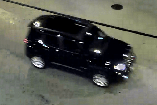 Jeep Renegade Wanted In Park Manor Hit-And-Run