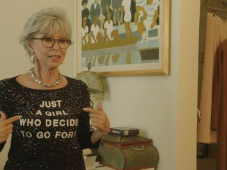 Rita Moreno: Just a Girl Who Decided to Go For It at Sundance Film Festival