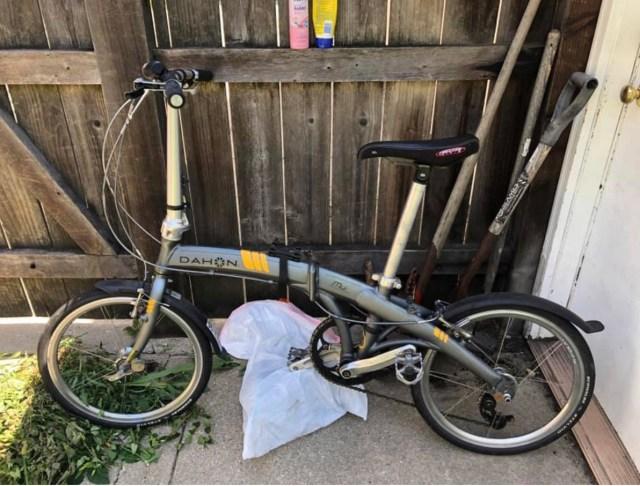 Dahon Mu SL   Chicago Stolen Bike Registry