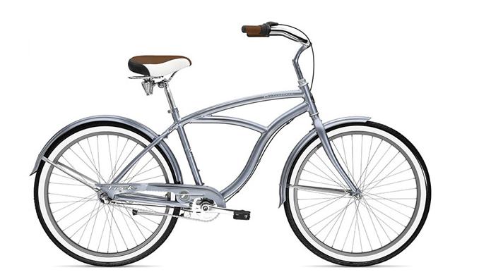 Trek Cruiserliner, 3-Speed, Coaster Brake Bicycle, with
