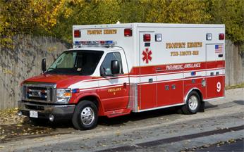 Ambulance 9 Photo by Larry Shapiro