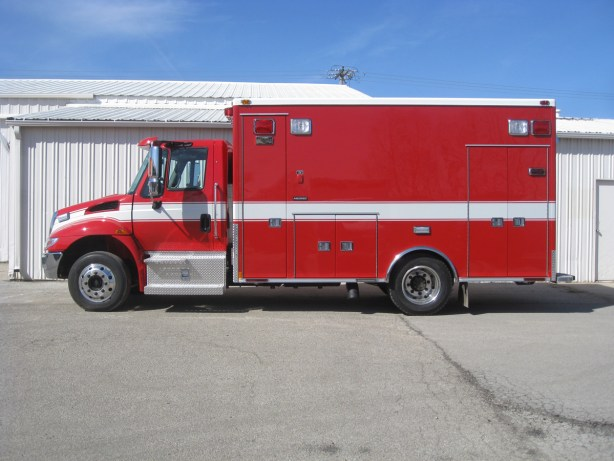 LaGrange Park Medtec ambulance