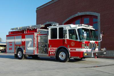 Buffalo Grove Ferrara Igniter 1500/750/30 engine